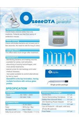 GENERATOR DE OZON -OZONE DTA