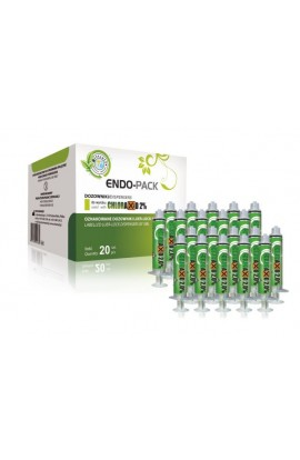 SERINGA 5ml - ENDO PACK CHLORAXID 2%